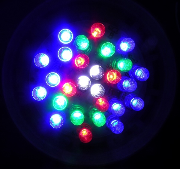 LED Spa Light 27 LEDs, Spa Components Inc., LED spa & bath lights ...